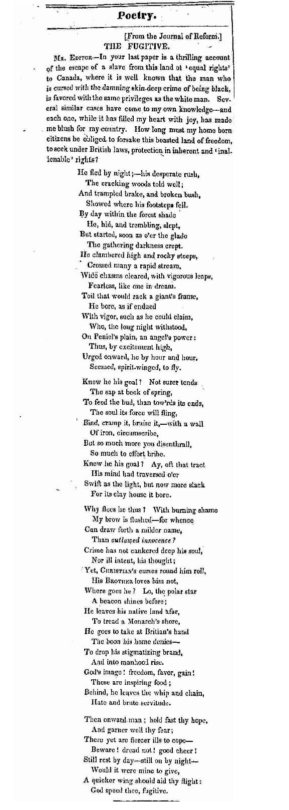 The Friend of Man (Utica, NY) 28 July 2836 No. 6), pg. 24.